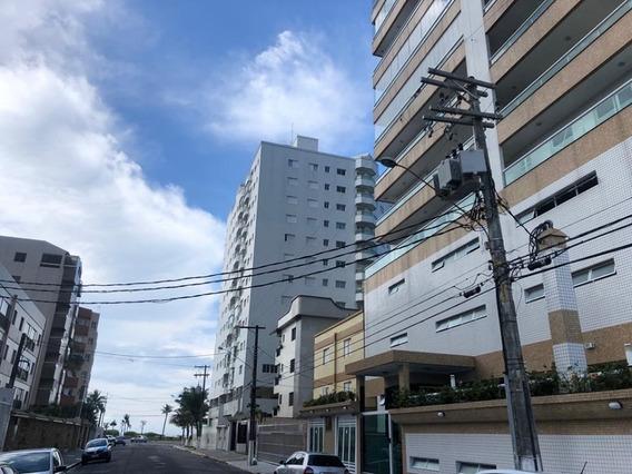 Apartamento 2 Dorms A 50m Da Praia - Vista Para O Mar - Lazer - Caiçara - 1392