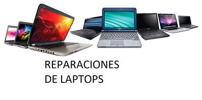 Reparo Laptops De Diferentes Marcas
