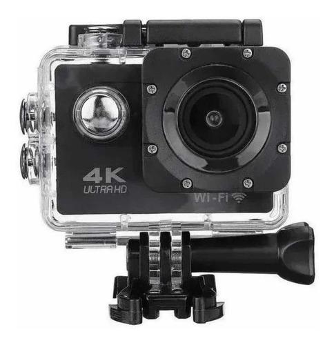 Action Câmera Ultra Hd Go Sport Wi-fi 4k 1080p  A Prova Dag