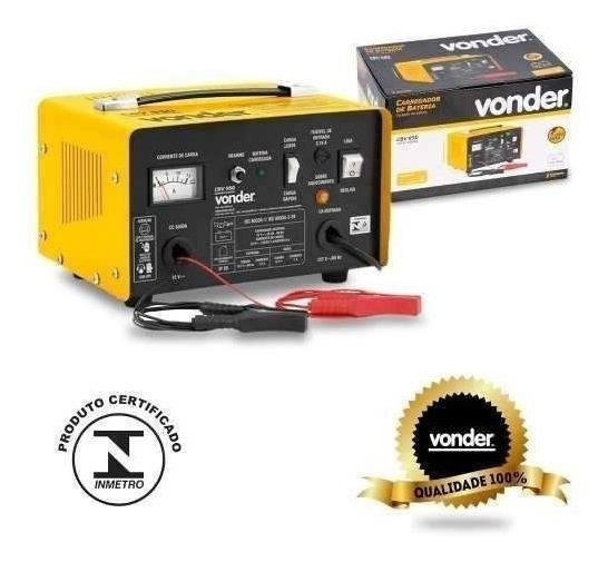 Carregador De Bateria Ideal Oficina Motos Até 90 Amperes 12v