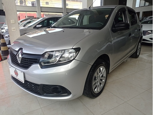 Sandero 1.0 Authentique Plus 16v Flex 4p Manual 2015/2016