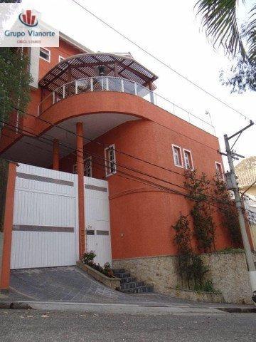 Casa A Venda No Bairro Vila Albertina Em São Paulo - Sp.  - P0241-1