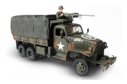 Caminhao U.s. Army Gmc 2 1/2 Truck 1:32 Forces Of Valo 80085