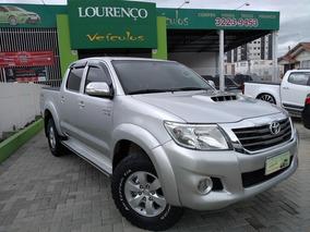 Toyota Hilux 3.0 Srv C.d 4x4 Diesel Completa 2012