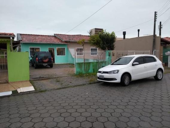 Casa Em Barra Do Aririú, Palhoça/sc De 55m² 2 Quartos À Venda Por R$ 129.000,00 - Ca185329