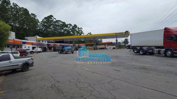 Posto De Gasolina E Fundo Comercial Em Itapecerica Da Serra - Te0008