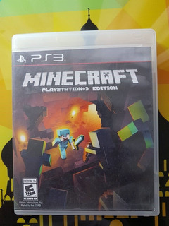 En Venta Minecraft Seminuevo Playstation 3 Ps3 !!
