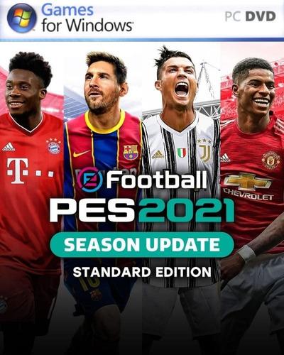Imagen 1 de 1 de Efootball Pes 2021 Español | Pc Digital | Tenelo Hoy
