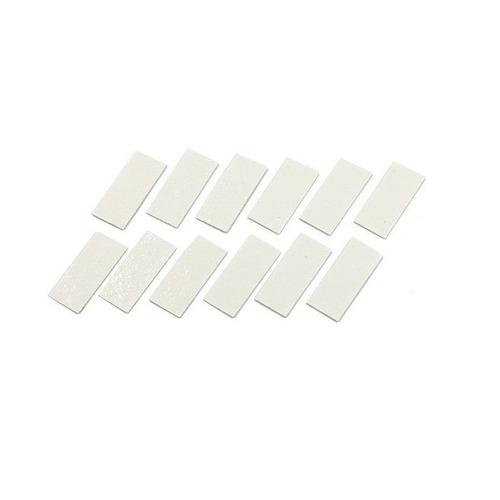 Imagem 1 de 3 de Kit Com 12 Pastilhas Anti Embaçantes Anti-fog Gopro 7 Black