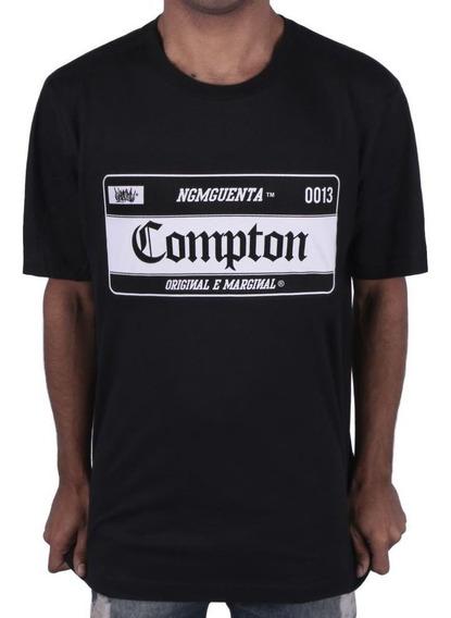 Camiseta Chronic Tag Compton Ninguem Guenta Envio Imediato