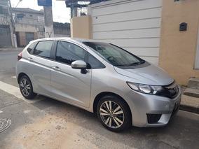 Honda Fit 1.5 Ex 2016 Prata 49000 Km Único Dono