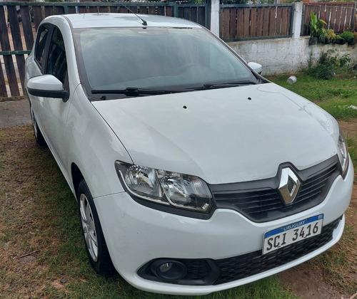Renault Sandero Expression 2017 1.6 90cv