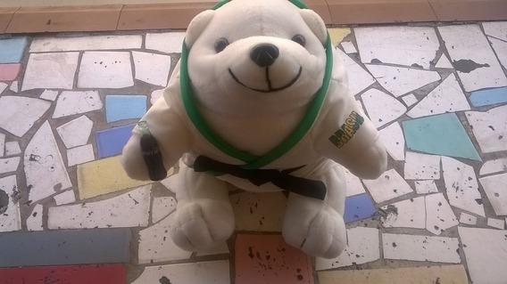 Urso De Pelúcia Coca-cola Olimpiada - Judo