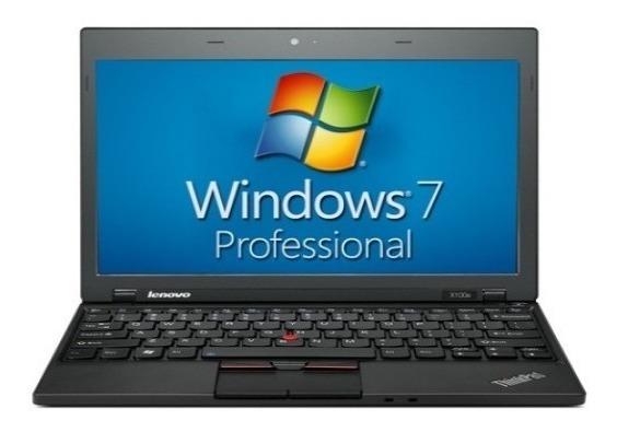 Netbook Lenovo Thinkpad X100e Video: Ati Radeon Hd3200 4gb