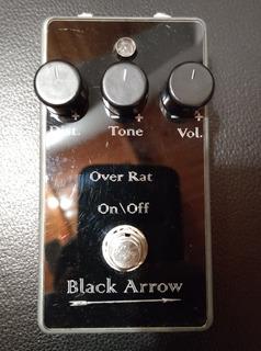 Pedal Black Arrow Rat Procorat Fuzz Distorsion