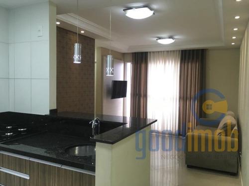 Apartamento 2 Dormitórios À Venda - Vila Progresso, Sorocaba/sp - Ap0175
