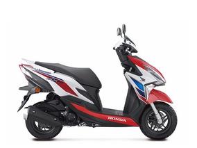 Honda Elite 125 Consultar Contado 12 Ctas $9691 Motoroma