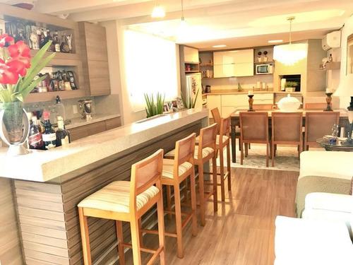Imagem 1 de 19 de Linda Cobertura Duplex No Centro Da Cidade - Co0445