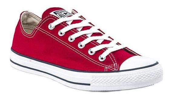 Zapatilla Converse All Star Ox Rojo- Sagat Deportes