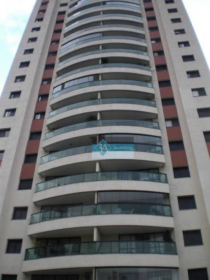 Apartamento Residencial À Venda, Jardim Anália Franco, São Paulo. - Ap0793