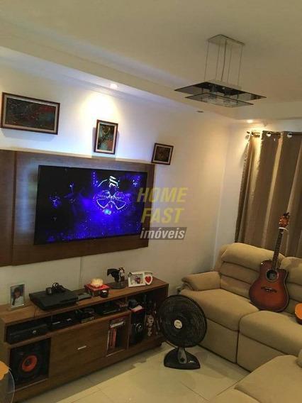 Apartamento Com 2 Dormitórios À Venda, 45 M² Por R$ 215.000,00 - Ponte Grande - Guarulhos/sp - Ap1485