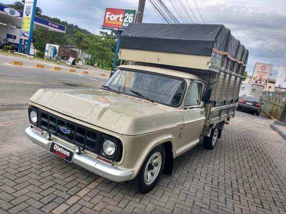 Chevrolet D10 1980 Boiadeiro Diesel