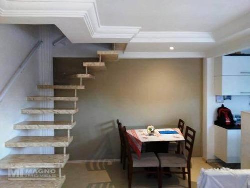 Sobrado Com 2 Dormitórios À Venda, 127 M² Por R$ 370.000,00 - São Miguel Paulista - São Paulo/sp - So1994
