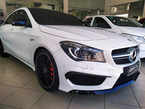Mercedes-benz Cla 45 Amg 2.0 16v Turbocharged
