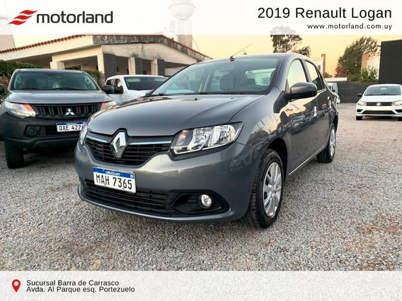 Renault Logan 2019. Permuto/financio