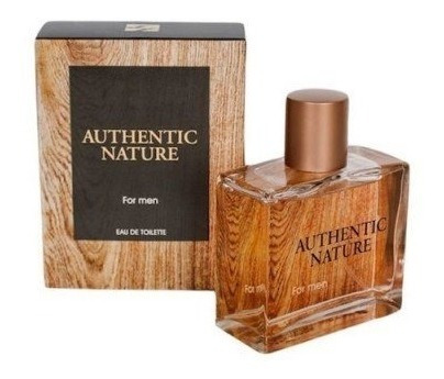 Perfume Jeanne Arthes Authentic Nature 100ml Masculino