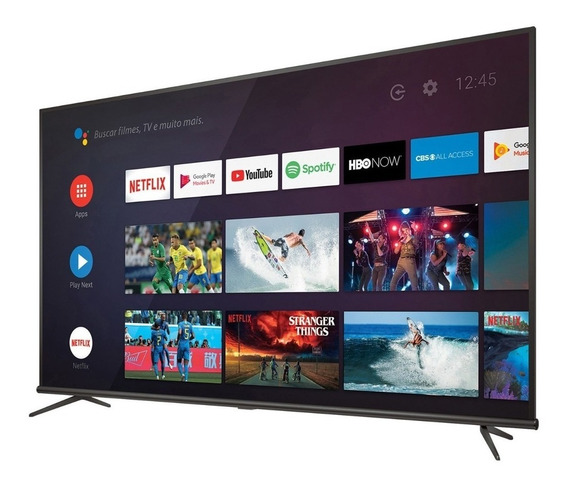 Smart Tv 4k 65 Semp Tcl 65p8m Wi-fi Bluetooth