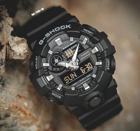 Relógio G-shock Preto Ga 700 Original