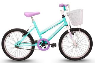 Bike Feminina Aro 20 Track