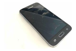 Celular Samsung J1 Sm-j120/ds Com Defeito Não Liga