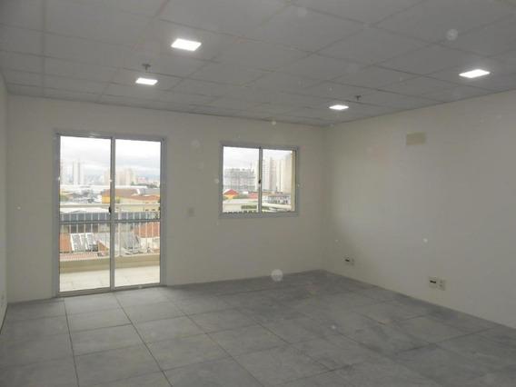 Sala Em Mooca, São Paulo/sp De 40m² À Venda Por R$ 400.000,00 - Sa237633