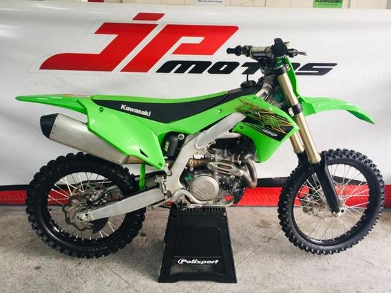 Kawasaki Kx 450 2020 Verde 4 Hrs De Uso Estado Zero