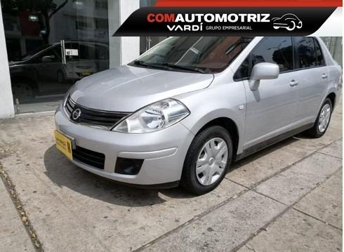 Nissan Tiida Comfort Id 39895 Modelo 2012