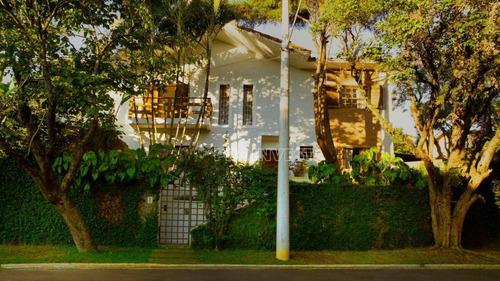 Imagem 1 de 24 de Casa Com 4 Dormitórios À Venda, 200 M² Por R$ 1.450.000,00 - Granja Viana - Cotia/sp - Ca18332