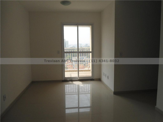 Apartamento Para Locação No Planalto/sbc Com 03 Dorms Sendo 01 Suíte Com Box E 01 Vaga - Ap0565