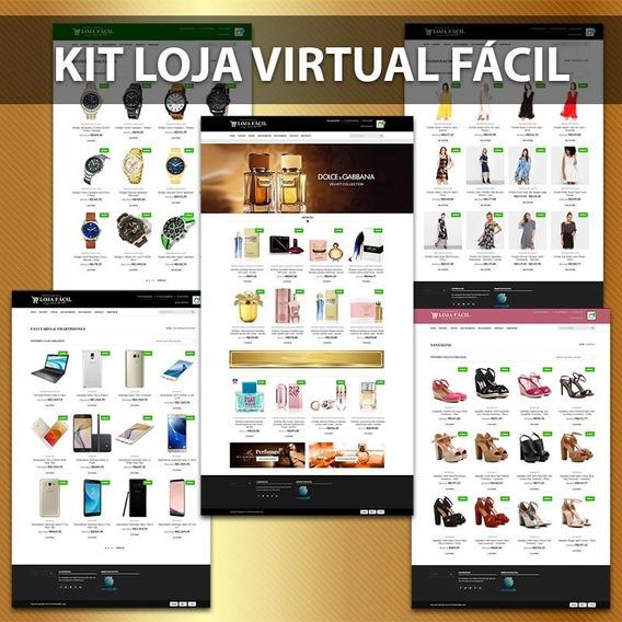 Montar Loja Virtual Responsiva Passo A Passo Como Instalar
