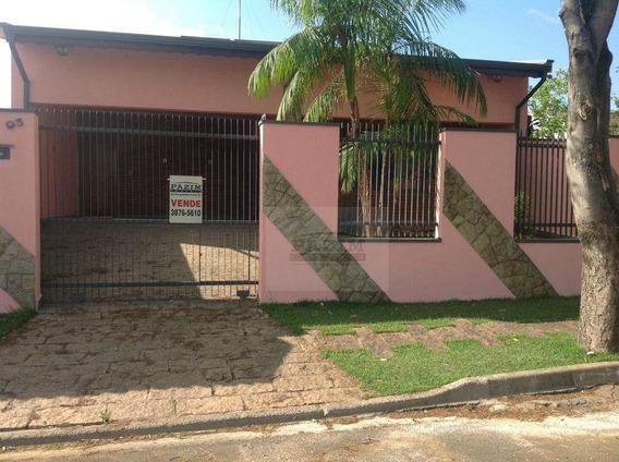 Casa Para Venda E Locação, Parque Nova Suiça, Valinhos. - Ca2408