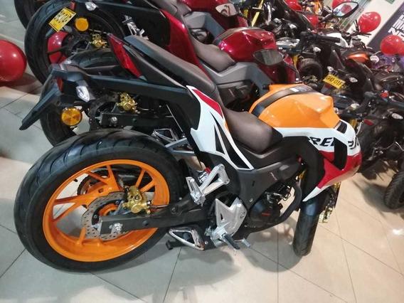 Desde 100.000 Honda Cb 190 Repsol 0km
