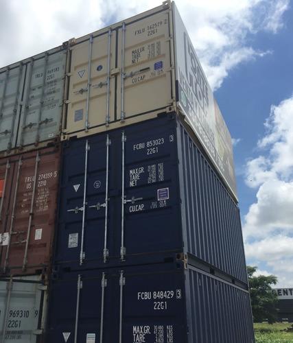 Containers Marítimos Contenedores Usados 20'