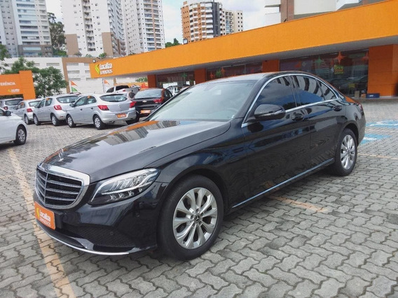 Mercedes-benz C 180 1.6 Cgi Gasolina Exclusive 9g-tronic