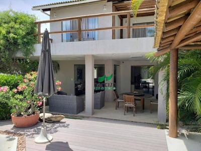 Casa Com 3 Dormitórios À Venda, 470 M² Por R$ 1.200.000 - Praia Do Flamengo - Salvador/ba - Ca2811