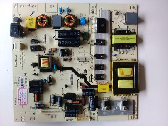 Placa Da Fonte Da Tv Cce Mod. Lk42d C/garantia De 90 Dias