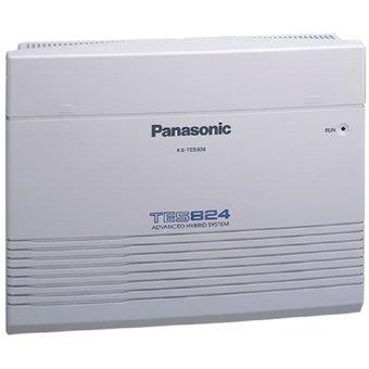 Planta Central Telefónica Panasonic Kx Tes824-blanca