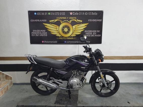 Yamaha Libero 125 Mod 2015 Papeles Nuevos Traspaso Incluido