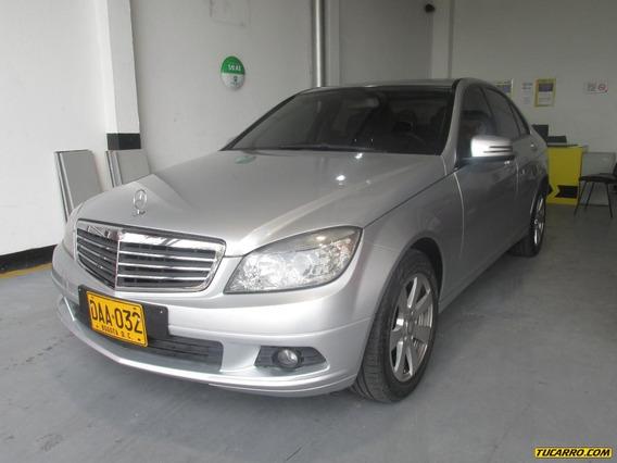 Mercedes Benz Clase C Kompressor