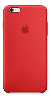 Carcasa Apple Silicona Original 6 / 7 Y 7 Plus / 8 Y 8 Plus